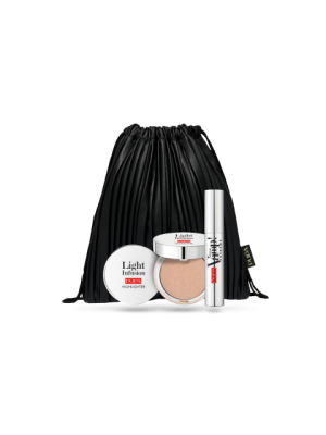 PUPA KIT VAMP! EXTREME MASCARA + LIGHT INFUSION - ILLUMINANTE VISO