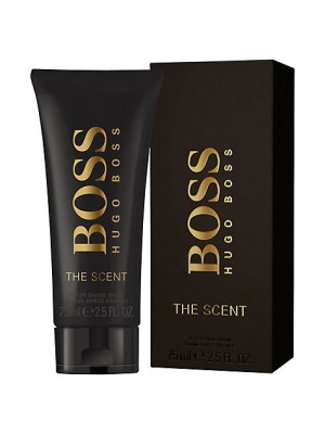 boss the scent balsamo dopo barba 75ml