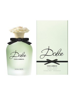 D&G DOLCE FLORAL DROPS EDT 75ML