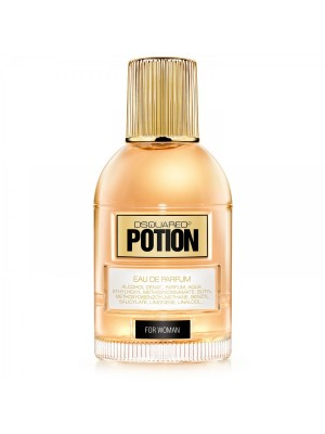 DSQUARED POTION FOR WOMAN EDP 30ML