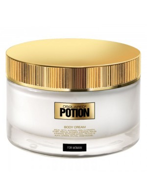 DSQUARED POTION FOR WOMAN BODY CREAM 200ML