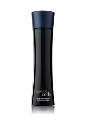 ARMANI  CODE HOMME  AFTER SHAVE  BALSAM 100ML