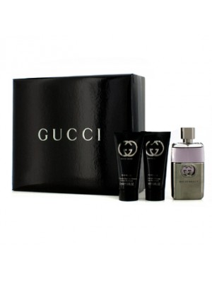 GUCCI GUILTY POUR HOMME EDT 50ML ASB 50ML SG 50ML