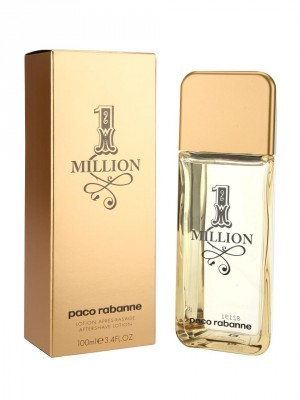 PACO RABANNE ONE MILLION AFTER SHAVE  LOT 100 ML