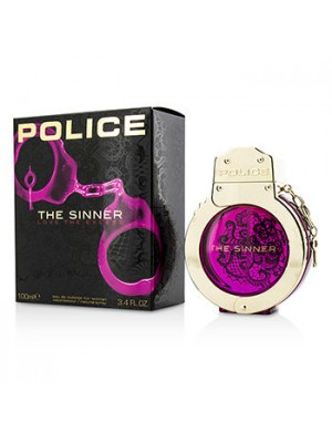 POLICE THE SINNER WOMAN EDT 100ML