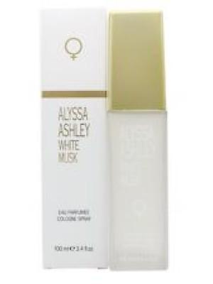 alyssa ashley white musk eau parfumee 100ml