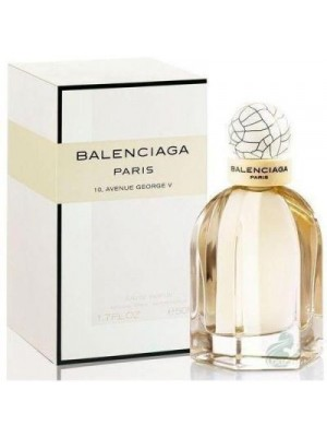 BALENCIAGA PARIS 10,AVENUE GEORGE V EDP 50ML