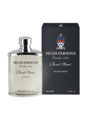 HUGH PARSONS BOND STREET AFTER SHAVE LOTION 100ML