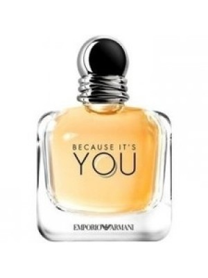 ARMANI EMPORIO BECAUSE ITS YOU EDP 100ML
