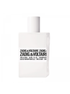 ZADIG&VOLTAIRE THIS IS HER! EDP 30ML