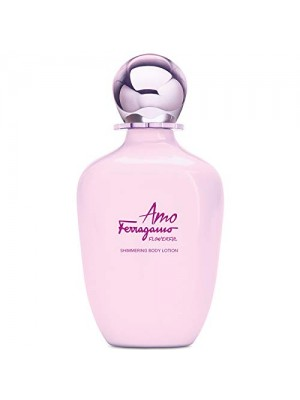 FERRAGAMO AMO FLOWERFUL BODY LOTION 200ML