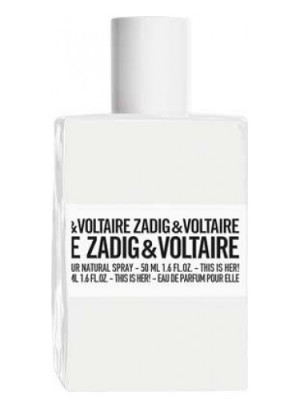 ZADIG&VOLTAIRE THIS IS HER! EDP 50ML