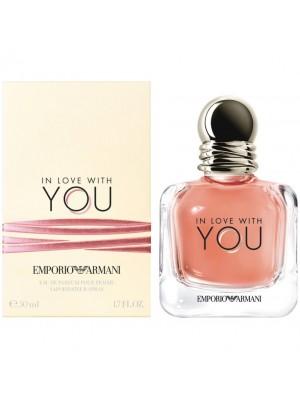 ARMANI EMPORIO IN LOVE WITH YOU EDP 50ML