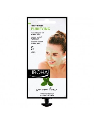 IROHA MASCHERA PURIFICANTE GREEN TEA