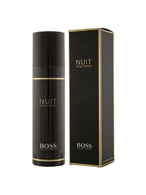 boss nuit deodorante spray 150 ml