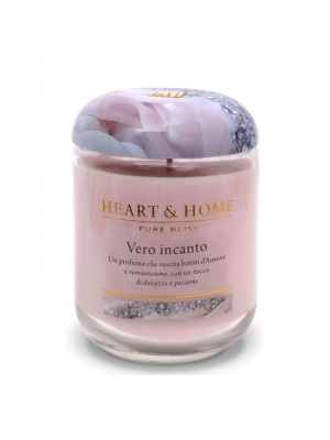 HEART&HOME VERO INCANTO LARGE CANDLE