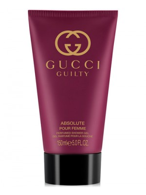 GUCCI GUILTY ABSOLUTE POUR FEMME SHOWER GEL150ML