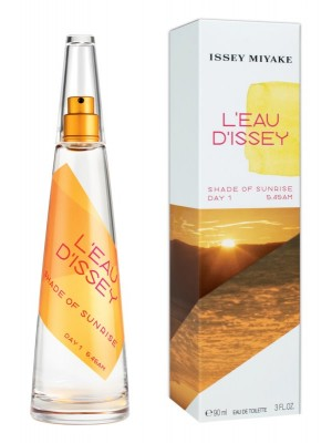 ISSEY MIYAKE L'EAU D'ISSEY SHADE OF SUNRISE EDT 90ML