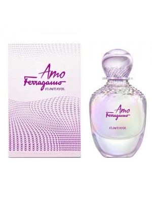 FERRAGAMO AMO FLOWERFUL EDT 100ML