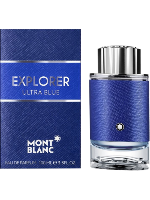 MONTBLANC EXPLORER ULTRA BLUE EDP 100ML