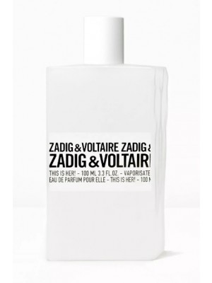 ZADIG&VOLTAIRE THIS IS HER! EDP 100ML