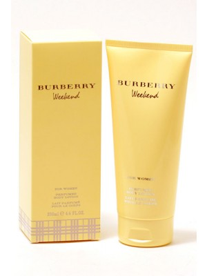 BURBERRY  WEEKEND WOMEN BODY LOTION 200ML