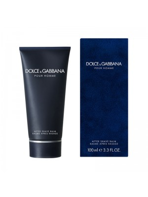D&G POUR HOMME AFTER SHAVE BALM 100ML