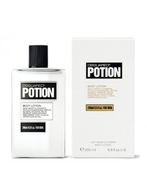 DSQUARED POTION FOR MAN BODY LOTION  200ML