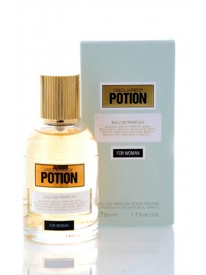 DSQUARED POTION FOR WOMAN EDP 50ML