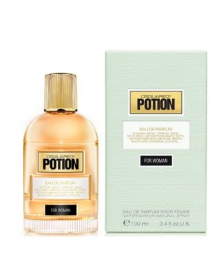 DSQUARED POTION FOR WOMAN EDP 100ML
