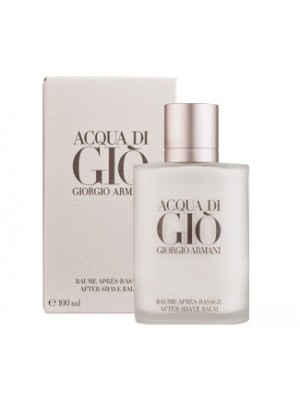 ARMANI ACQUA DI GIÒ HOMME AFTER SHAVE BALM 100ML