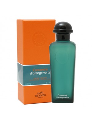 HERMES CONCENTRE DORANGE VERTE 100ML