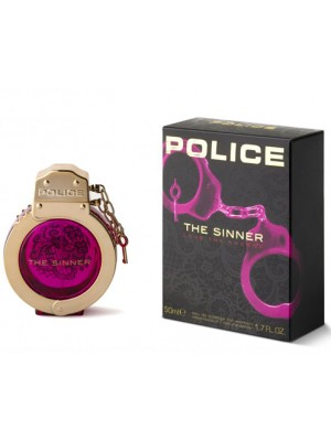 POLICE THE SINNER WOMAN EDT 50ML