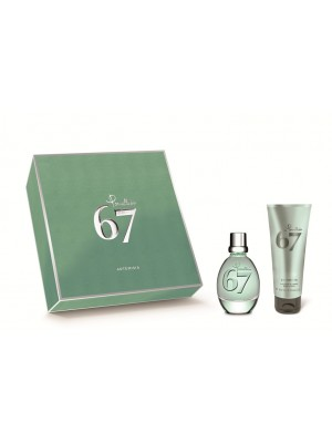 POMELLATO 67 ARTEMISIA EDT 100ML+BODY LOTION 100ML
