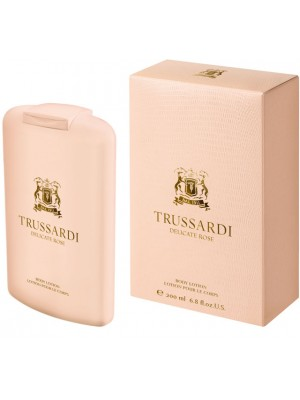 TRUSSARDI DELICATE ROSE BODY LOTION 200ML