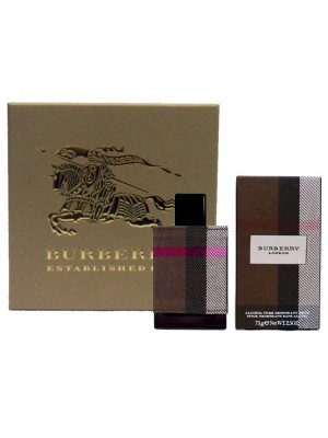 BURBERRY LONDON MAN EDT 50ML  DEO STICK 75G