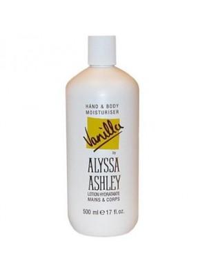 ALYSSA ASHLEY VANILLA  BODY LOTION 500ML