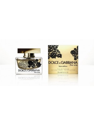 D&G THE ONE LACE EDITION EDP 50ML