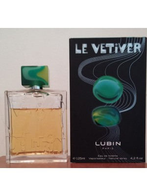 LUBIN  LE VETIVER EDT 125ML