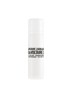 ZADIG&VOLTAIRE THIS IS HER! DEODORANTE 100ML