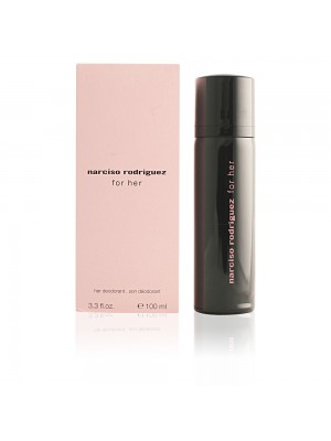 NARCISO RODRIGUEZ FOR HER DEODORANTE 100ML