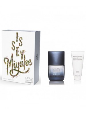 ISSEY MIYAKE L'EAU SUPER MAJEURE D'ISSEY EDT INTENSE 50ML COFANETTO