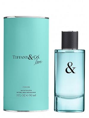 TIFFANY&Co TIFFANY&LOVE FOR HIM EDT 90ML