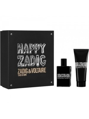 ZADIG&VOLTAIRE THIS IS HIM! 50ML COFANETTO SPECIAL BLACK FRIDAY