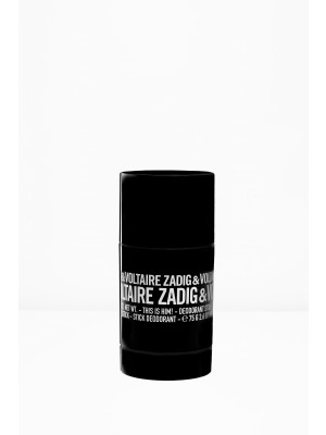 ZADIG&VOLTAIRE THIS IS HIM! DEODORANTE STICK 75GR