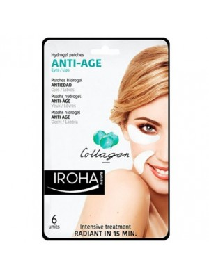 IROHA PATCHS HIDROGEL COLLAGENE