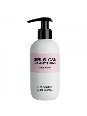 ZADIG&VOLTAIRE GIRLS CAN DO ANYTHING SHOWERGEL 200ML