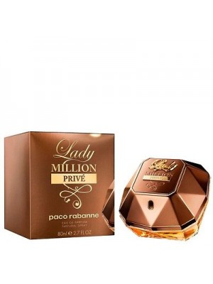 PACO RABANNE LADY MILLION PRIVE' EDP 80ML
