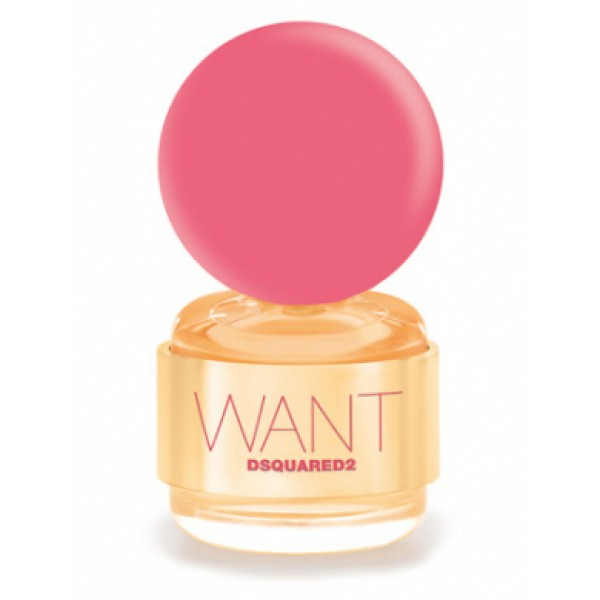DSQUARED WANT PINK GINGER EDP 30ML