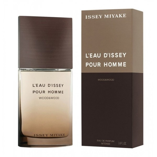ISSEY MIYAKE L'EAU D'ISSEY POUR HOMME WOOD&WOOD EDP INTENSE 100ML